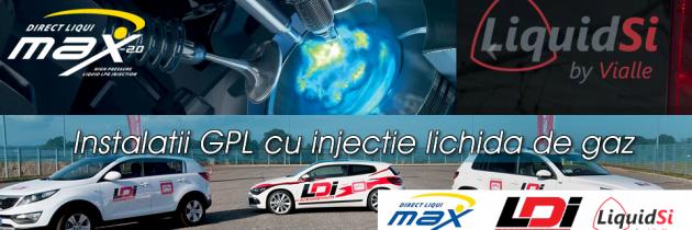 Instalatii GPL cu injectie lichida